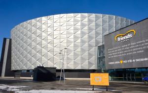 hotell nära friends arena